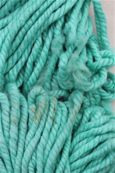 Rug Yarn Skeins Vintage Maysville Cotton Rayon Heavy Rug Yarn Super
