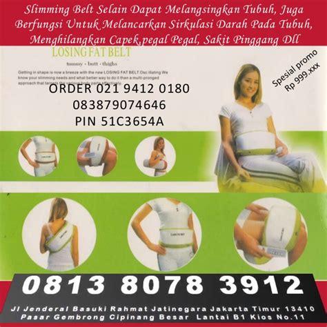 Alat Pijat Pelangsing Slimming alat pelangsing badan slimming belt 081380783912