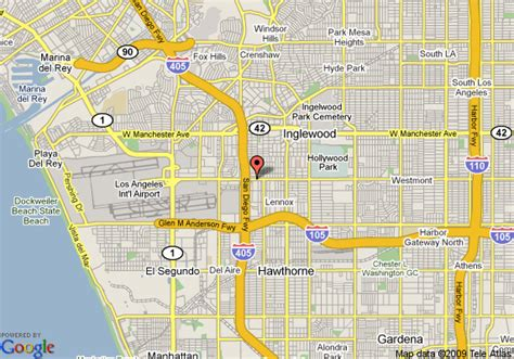 comfort inn suites lax airport map of comfort inn and suites lax airport inglewood