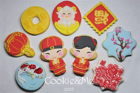 new year cookies and cakes new year cookie cookie connection