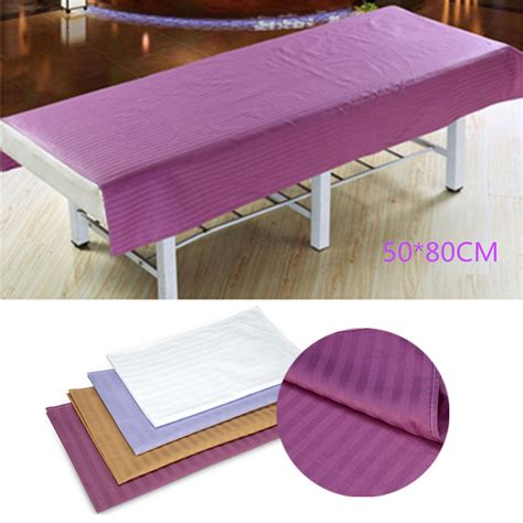 beauty couch covers 36style beauty massage spa cotton stripebed table couch