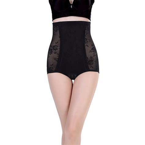 Terlaris Fragnaier Highwaist Slimming Pant shapewear shorts high waist shaper tummy slim briefs in