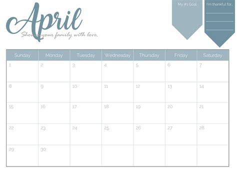 printable planner calendar 2018 free printable april 2018 calendar calendar 2018