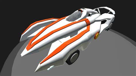 Speed Race by Simpleplanes Speed Racer Mach 6