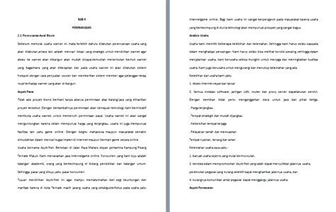 makalah membuat rencana bisnis contoh makalah perencanaan bisnis unduh dokumen