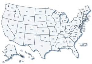 usa map big printable blue museums nea