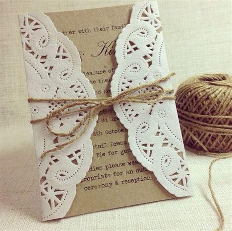 invitaciones con blondas de papel piku blonda de 25 cm para scrapbook invitaciones decoraci 243 n 70 00 en mercado libre