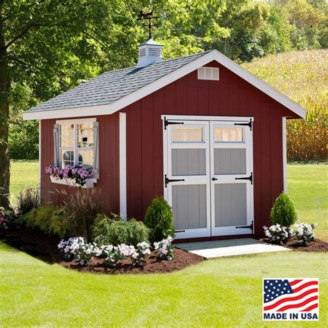 Easy Shed Kit by Best 25 Amish Sheds Ideas On