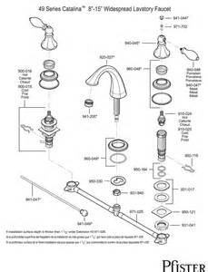 Tuscany Faucet Parts Pfister Faucet Parts Diagram Circuit Diagram Free