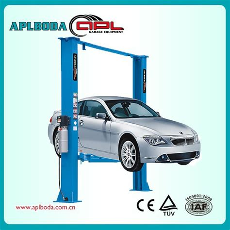 2 post hydraulic car lift for home garages buy hydraulic