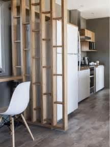 nice Gain De Place Cuisine #1: séparation-de-pièce-en-bois-cloison-pour-séparer-les-pièces.jpg