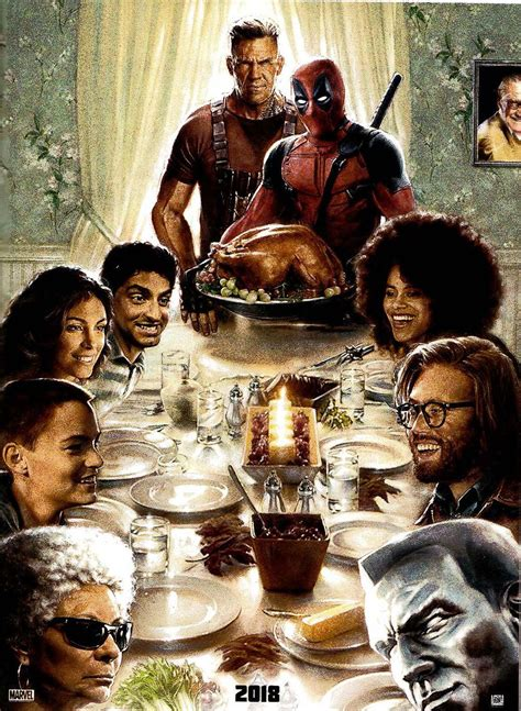 deadpool 2 poster the deadpool 2 poster is here