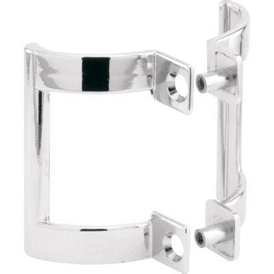 Swinging Shower Door Parts Shower Door Handle Set 2 Quot Chrome