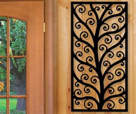 rod iron decorations wall wrought iron wall decor decorating ideas
