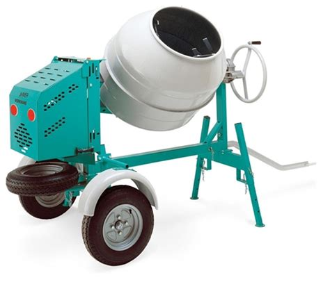 Electric Multi Mixer Hs 389 imer workman ii 250 towable mortar mixer stonetooling