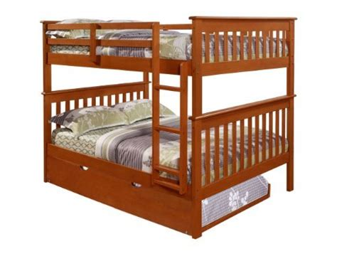 Best Deal On Bunk Beds Best Deal Bunk Bed With Trundle In Espresso Loftbedcheap