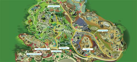 map san diego zoo safari park san diego zoo venues san diego zoo safari park events