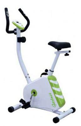 Alat Gim Dan Fitnes Sepeda Magnetik Crosstrainer Bike Tl 600 B alat fitness sepeda magnetic terbaru st 2738