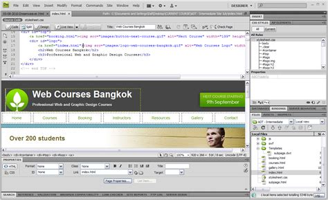 web layout view 10 good and 10 bad things about adobe s dreamweaver