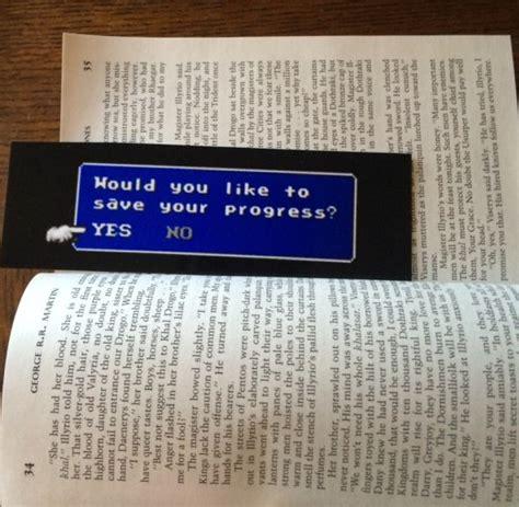 printable geek bookmarks geeky bookmark craziest gadgets
