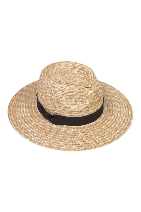 lack of color the spencer fedora