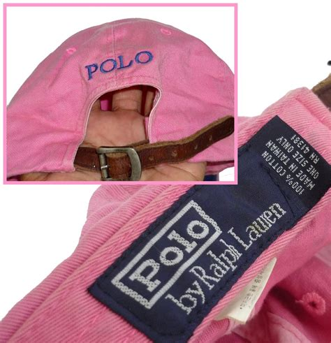 Readystok Cap Polo Ralph Original Topi Polo rchybundle edisi topi topi polo rl yamaha barreta hat dll