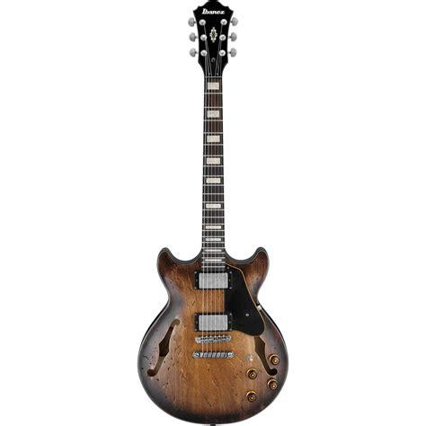 veranda guitars ibanez amv10a artcore vintage series hollow amv10atcl b h