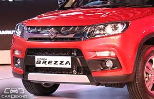 maruti new automatic car vitara brezza bookings start launch to follow soon