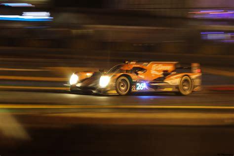 drive racing photos 2016 de nuit sur le circuit des 24 heures du mans