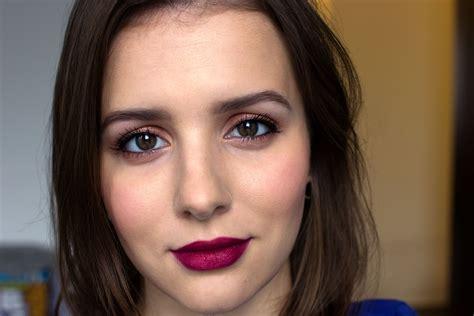 Eyeshadow Daily daily makeup in october with rebel zuzana humajova