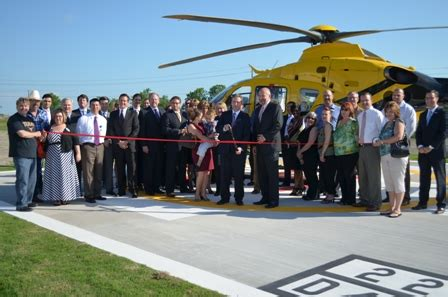 forney emergency room lake pointe celebrates opening of emergency department in forney blue ribbon news