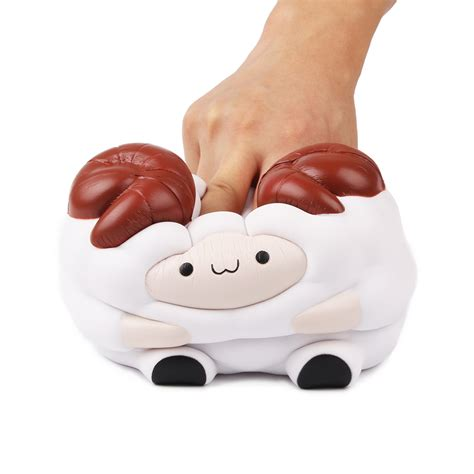 Squishy Jumbo Sheep let s squish the sheep squishy together reviews
