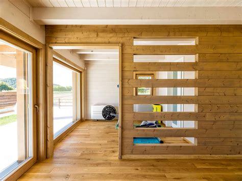 ecco casa ecco quot casa genziana quot rubner la grande bellezza legno
