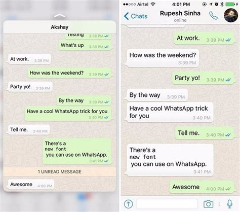read receipt android 10 cool new whatsapp tricks for android and iphone showdown