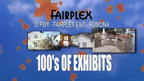 the pomona home improvement remodeling show october 2014