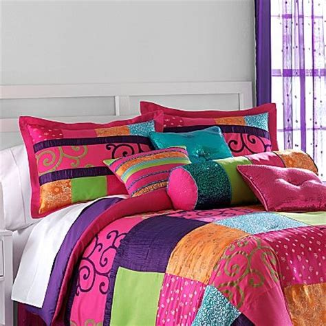 seventeen 174 samantha comforter set accessories jcpenney