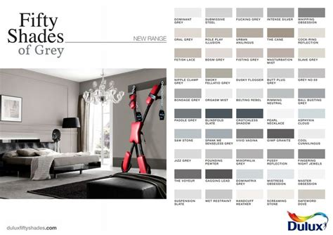 shades of grey paint dulux 50 shades of grey paint colours pinterest