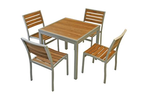 Patio Furniture For Restaurants Commercial Aluminum Outdoor Restaurant Chairs Cedar Key Series Aluminum Outdoor Chairs Barstools