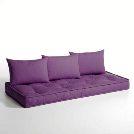 matelas futon pour banquette matelas futon coussin de sol capitonn 233 detente et