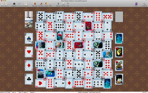 Quilt Solitaire by Softdownloadsigrinfheats