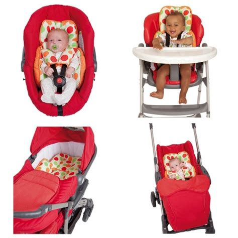 baby car seat support clevamama car seat support