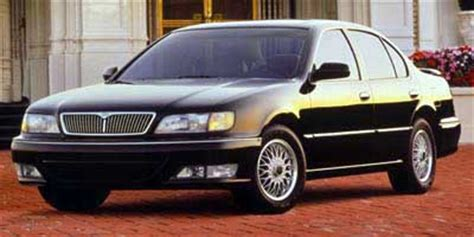 infiniti q30t infiniti i30 touring model 1999