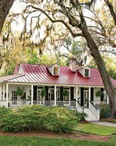 Low Country House Plans With Wrap Around Porch by Shell And Chinoiserie Seaside Style With An Eastern Accent