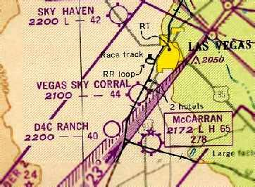 las vegas sectional chart abandoned little known airfields nevada las vegas area