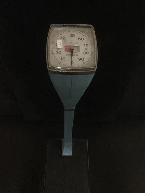 how a bathroom scale works vintage metal continental bathroom scale works