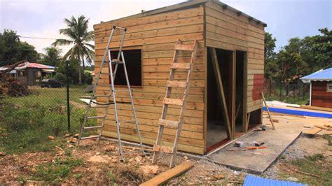 construire une cabane de jardin soi meme 2263 abri de jardin