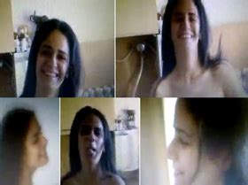 actress bathroom mms tv actress shocked with mms clip