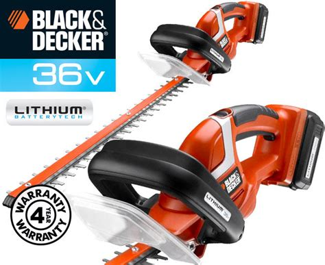 black decker australia catchoftheday au black decker cordless 36v hedge