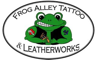 frog alley tattoo frog alley leatherworks middlebury vt