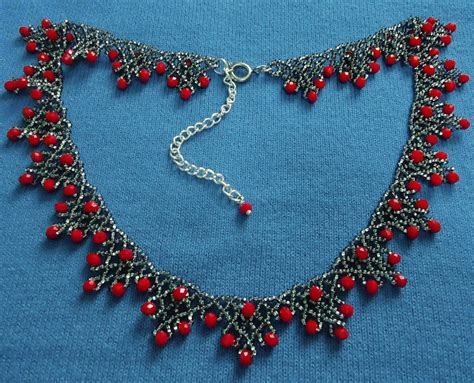 beading designs beaded jewelries inspirations on right angle
